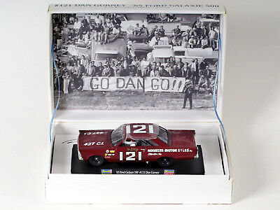 Revell Model Racing Slotcar '65 Ford Galaxie 500 #121 Limited Edition NEU! OVP!