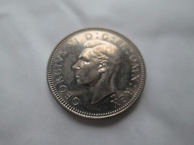 1950 Proof English Shilling