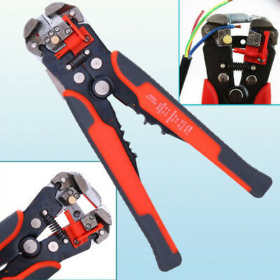 Adjustable Automatic Wire/Cable Cutter/Stripper Crimping/Crimper Plier Cutter