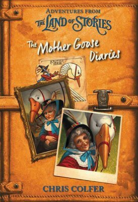 Adventures from the Land of Stories: The Mother Go
