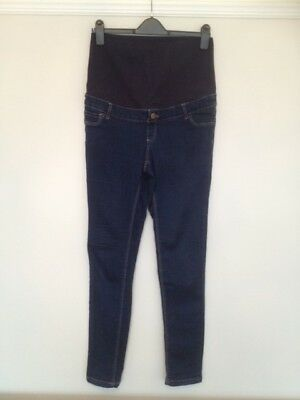 Maternity Skinny Jeans - size 12 - Over Bump - Dorethy Perkins