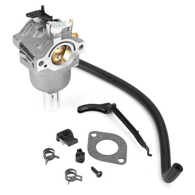 Car Metal Carburetor Carb Kit with Fuel Line for Briggs Stratton 792768 698620