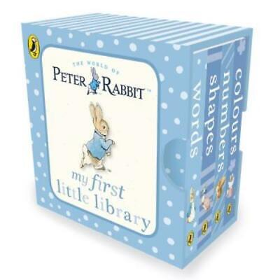 Beatrix Potter baby books: Peter Rabbit: my first little library by Beatrix