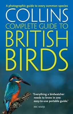 Complete British guides: Collins complete guide to British birds: a