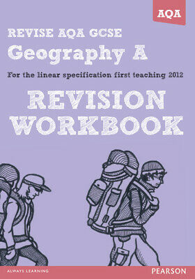 Revise AQA GCSE: Geography A. Revision workbook by Rob Bircher (Paperback)