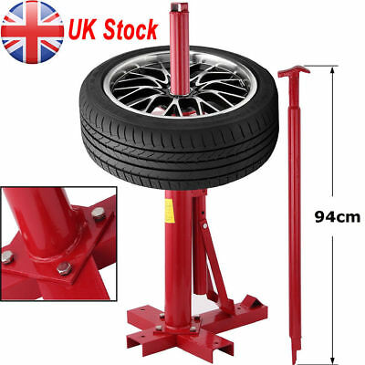 Manual Tyre Changer Wheel Bead Breaker Tool Mount Portable Tire Car Hand Machine