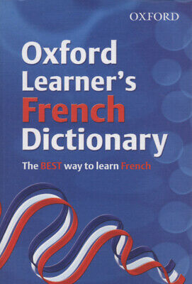 Oxford learner's French dictionary by Isabelle Stables-Lemoine|Danile