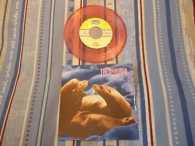 """Sub Pop The S.F. Seals Nowhereica Being Cheated Pink 7"""" Vinyl"""
