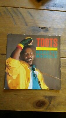 TOOTS & THE MAYTALS   Hard To Handle  7""