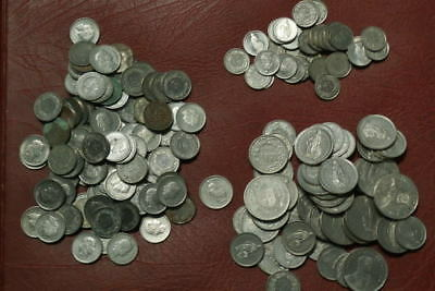 Swiss Francs 134.00 In Current Coins Switzerland