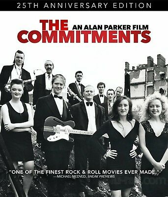 The Commitments UV code