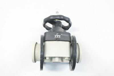 Itt Pvc Flanged 2in Diaphragm Valve