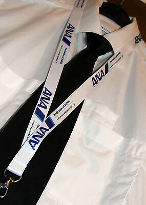 Lanyard ANA AIRLINES keychain neckstrap Inspiration of Japan LANYARD