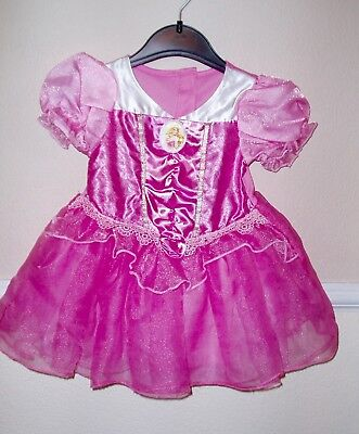 Cinderella Age 9-12 Months Disney Princess New Girls Fancy Dressing Up Costumes