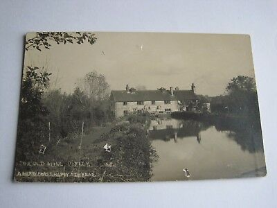 Old Mill Dipley Hartley Wintney Hook Hampshire early RP