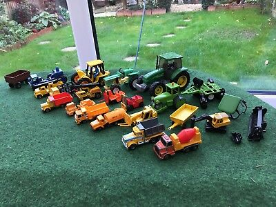 Job Lot Toy Vehicles