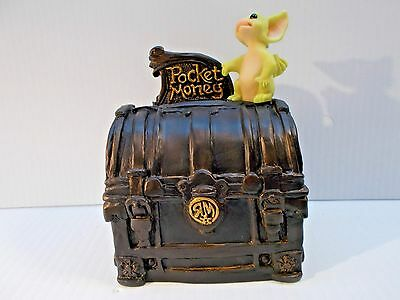 POCKET DRAGONS POCKET MONEY BANK NEW c