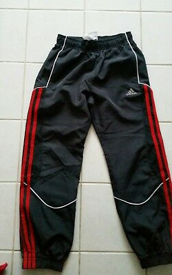 size 7-8yrs ADDIDAS trackies/top