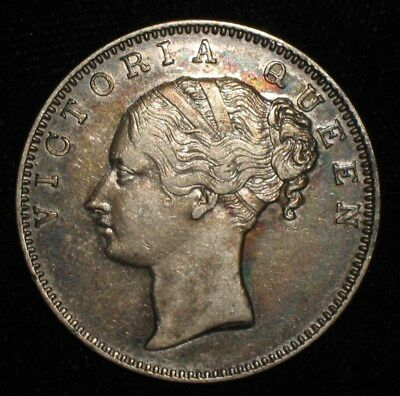 1840, One Rupee from the East India Company.  No Reserve!
