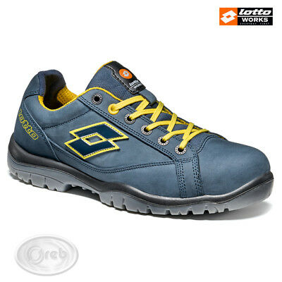 Safety Shoes Lotto Works Jump 752 T2180 S3 Src Waterproof Winter
