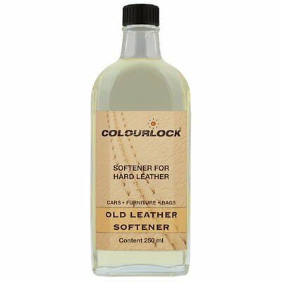 COLOURLOCK Leather Softener Oil - ideal for restoring hard leather making it and
