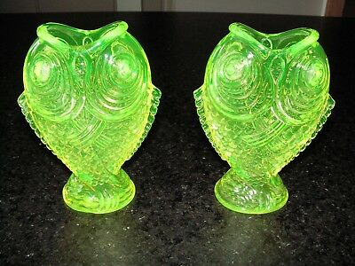 rare pair of vase gallé for baccarat carp 1878 french art nouveau vaseline glass