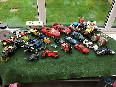 Job Lot Toy Cars