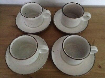 Midwinter Stonehenge Cups And Saucers