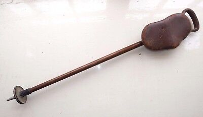 ANTIQUE MILLS COLLECTORS ENGLISH SHOOTING STICK SEAT shoot walking game racing