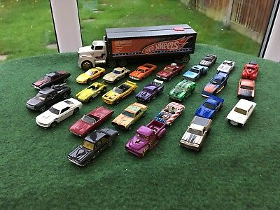 Hot Wheels Cars Job Lot