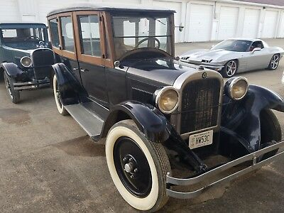 1926 Dodge Other Barn Find! 1926 Dodge Brothers Plymouth Corvette Trade 1927 1928 1929 1930 1931 1932 1963