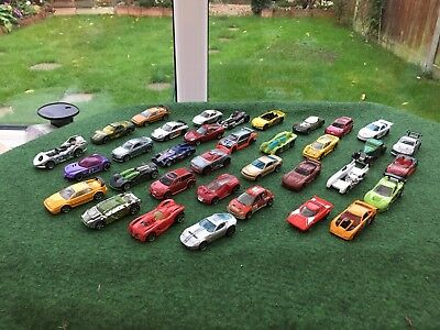 Job Lot Hot Wheels Cars