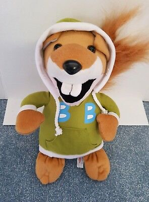 Basil brush retro collectable soft toy vintage character