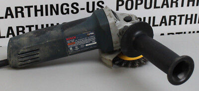 """Used/Working Bosch 1375A Corded 4 1/2"""" Angle Grinder"""