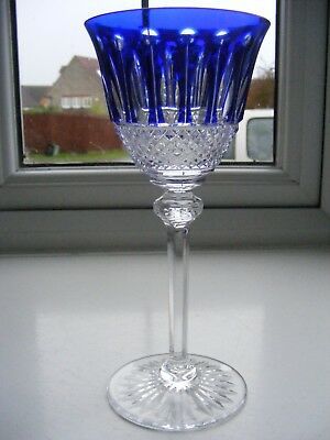 Saint-Louis Cut Crystal Glass 'Tommy' Hock Wine Glass