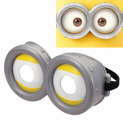Despicable Me 1 2 3 Minion Goggles Brand New & Sealed Toys Games - UK Based