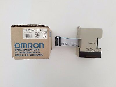OMRON CPM1A-TS101-DA  Temperature Sensor - D/A analog output Unit