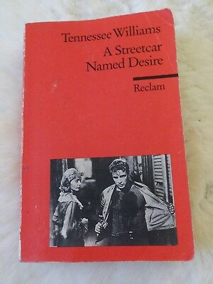 a streetcar named desire tennessee williams s Buy a streetcar named desire bound for schools & libraries ed by tennessee williams (isbn: 9780606237796) from amazon's book store everyday low.