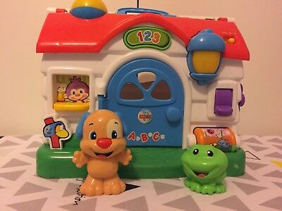 Fisher Price Learning Home | eBay