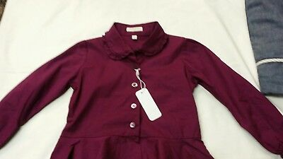 Baby girls burberry blouse