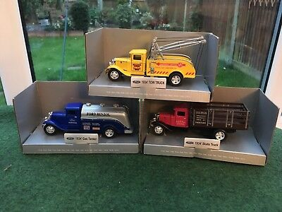 Tins Toy Ford Trucks Trucks