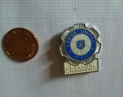 Vintage Leeds United Badge - League Champions 1960's 1970's ??