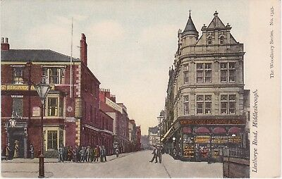 King's Head Hotel, Linthorpe Road, MIDDLESBROUGH, Yorkshire