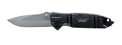 (TG. Medium) - argento Couteau multifonction extérieur Walther SilverTacKnife o