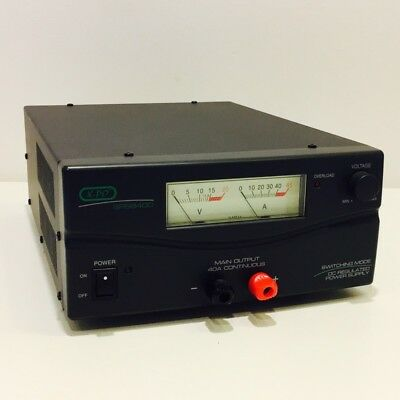 Alimentatore regolabile Switching DC regulated Power supply / K-PO