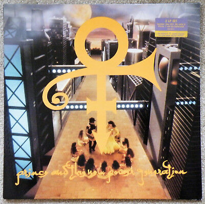 Prince And The New Power Generation Love Symbol Album Wx490 1A 1B 1C 1D Nr Mint