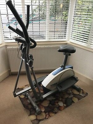 Cross Trainer York Fitness - hardly used!  Can deliver within 15 miles of B91