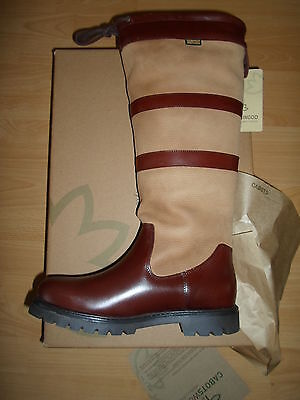 Cabotswood Banbury Waterproof Breathable Leather Boots Sizeuk 4 Eu 37 Rrp£149.99