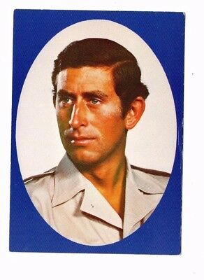 1981 Super Stampex H.r.h. Prince Charles Postcard Cover From Collection X24