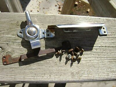 latch assembly for 1970's Coleman cooler
